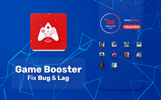 Game Booster | Bug Fix & Lag Fix 5.3r screenshots 1