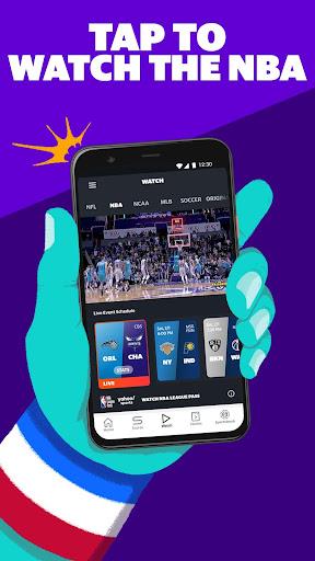 Yahoo Sports: Get live sports news & updates 9.1.2 screenshots 1