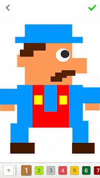 Telechargez Et Imprimez Pixel Art Livre De Coloriage Numerote