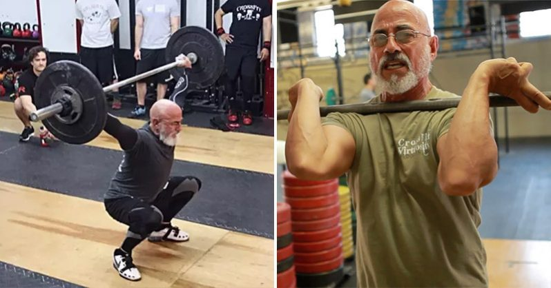 How Jacinto Bonilla, Grandfather of Crossfit, Stays Healthy at 78