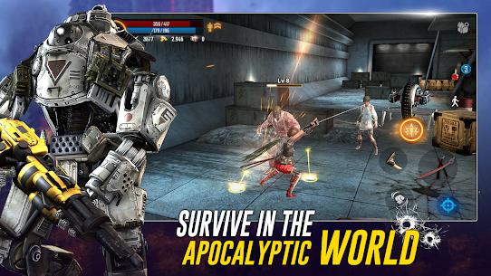 Dark Prison: Survival Action Game against Virus 4