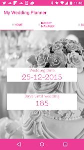My Wedding Planner screenshot 0