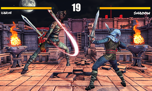Ninja Assassin Tag Team Fighting : Death Match 1.1 screenshots 1