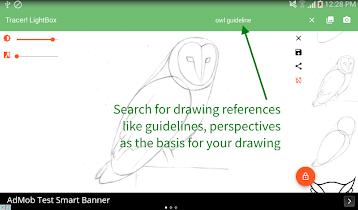 Tracer!  Lightbox drawing app - screenshot thumbnail 06