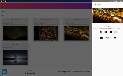 PlayTo Fire TV 2.3 screenshots 14