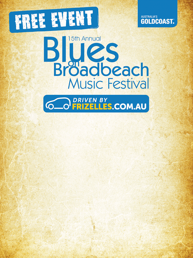 Blues On Broadbeach- screenshot