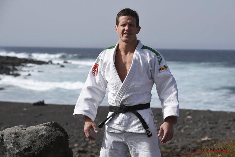 Judowereld neemt afscheid van een icoon: Dirk Van Tichelt houdt het voor bekeken als judoka