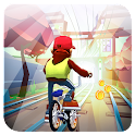 subway bmx Guardian games icon