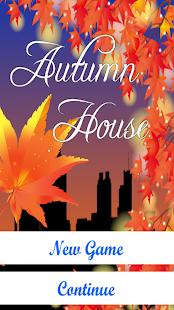 脱出ゲーム Autumn House - náhled