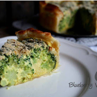 Savory Broccoli Cake
