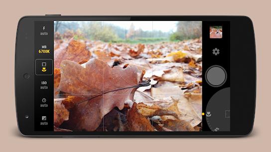 Manual Camera 3.7.2 Mod APK Updated 3