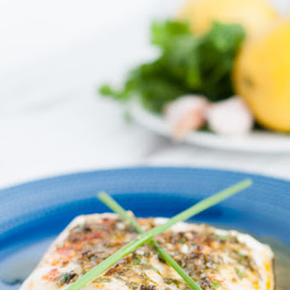 Lemon And Herb Baked Halibut Recipes