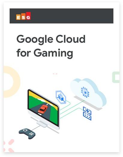 Google Cloud para jogos