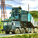Indian Army Border Truck Transport icon