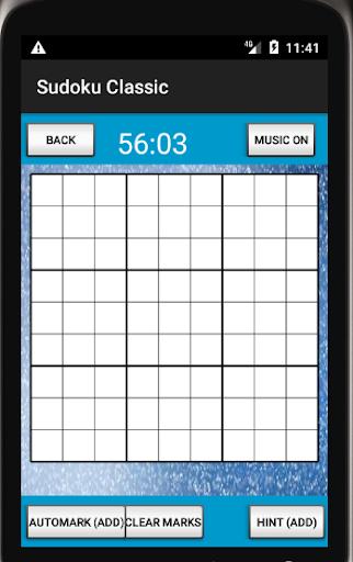 Sudoku Classic Game