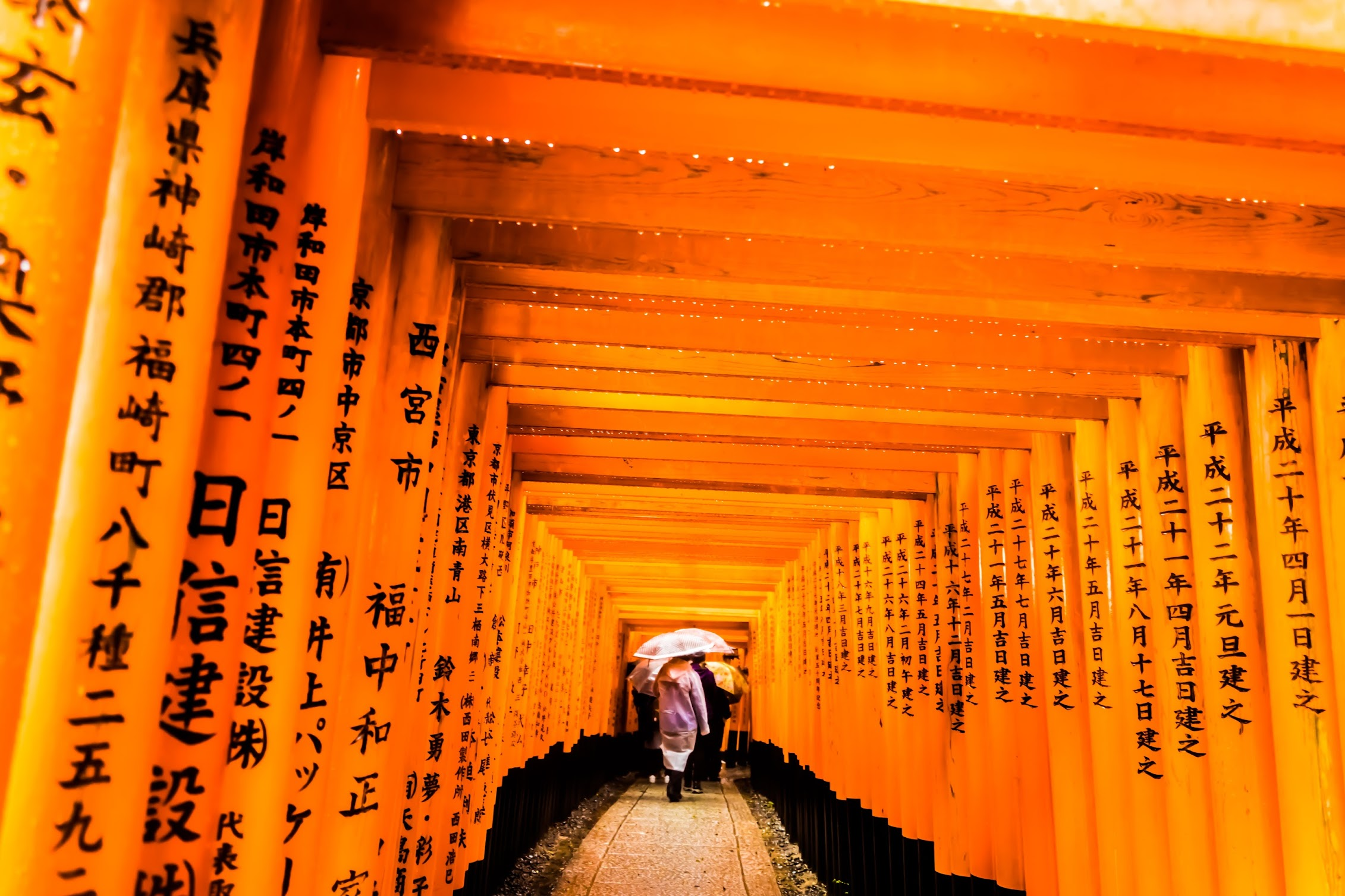 Kyoto Fushimi Inari-taisha Shrine