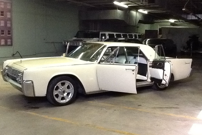 1962 Lincoln Continental Hardtop Hire 2100 NW 42nd Ave