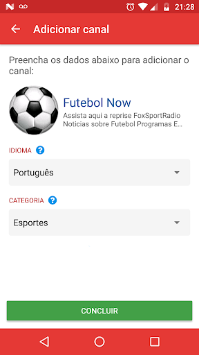 Discover new Channels 1.6.0 screenshots 2