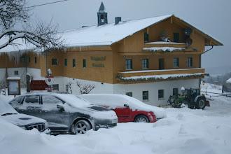 Photo: Unser Quartier: Die Mooshütte