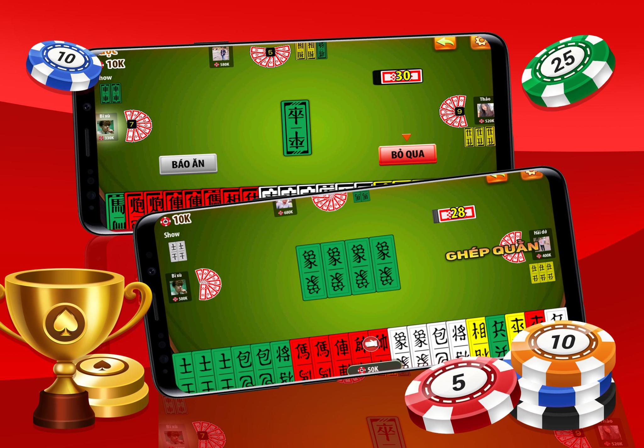 Người chơi cần nắm rõ cách tính điểm khi chơi bài