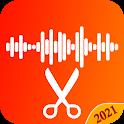 Mp3 Cutter & Music Editor: Free Ringtone Maker App icon