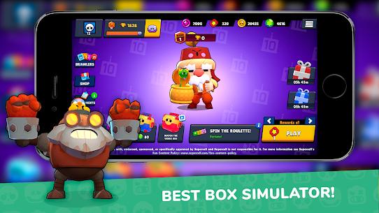 Lemon Box Simulator for Brawl Stars Mod Apk 4.9.1.2 (Free Stuff) 1