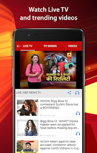 News App, LiveTV, Latest India News: ABP News - Apps on Google Play