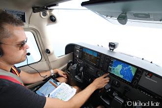 Photo: Anders er kaptein tilbake til Göteborg City Airport.