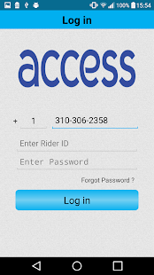 Access Services LA - Beta- screenshot thumbnail
