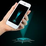Hologram Simulator Prank Icon