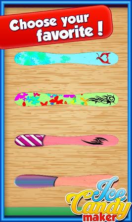 Ice Candy Maker 1.1.2 screenshot 305170