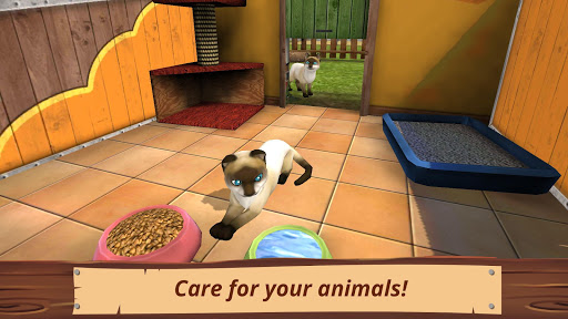 Pet World - My animal shelter - take care of them 5.6.1 screenshots 11