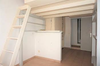 Studio meublé 26,53 m2