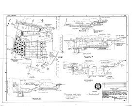 Photo: Detail Plan of School St Diverter to Deep Rock Tunnel