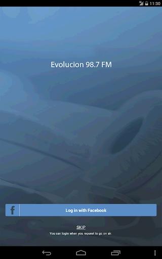 Evolucion 98.7 FM