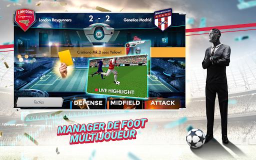 Télécharger Gratuit Futuball - Jeu de manager de foot du futur mod apk screenshots 5