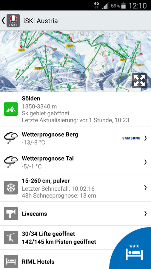 iSKI Austria- screenshot