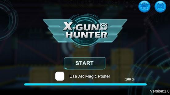 X gun Hunter - náhled