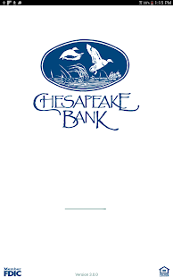 Chesapeake Bank Mobile Banking- screenshot thumbnail
