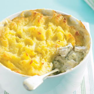 German Fish Pie.