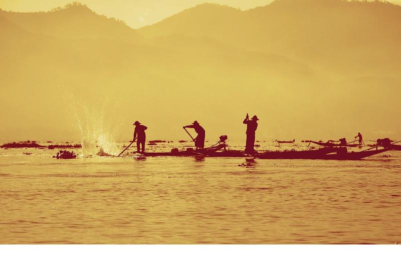 Fisherman Inle Lake - Myanmar di ale.croce82