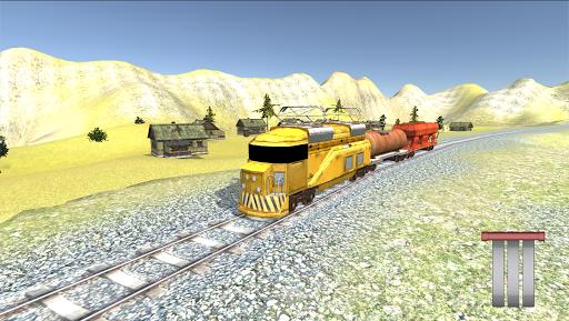 Train Simulation 3D