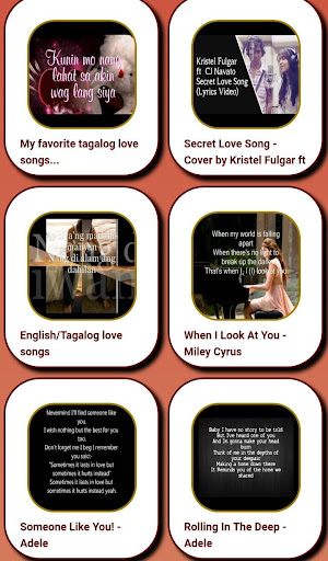 Songs Of Love With Lyrics Apk Download 11