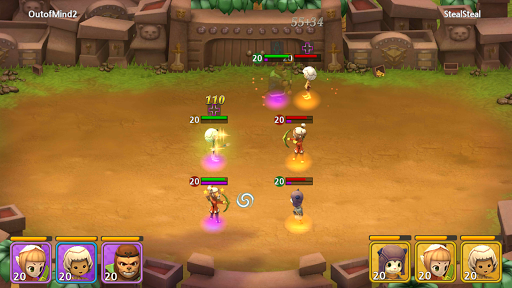 Forest Of Heroes : Clash Of Hero Apk 2