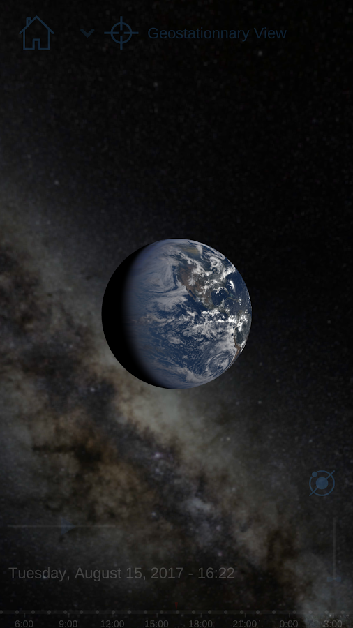 Blueturn Earth Player- screenshot