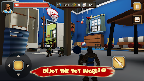 Toy Of War v1.2 APK Data Obb Full