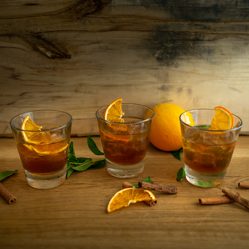 Black Walnut Old Fashioned - single serving