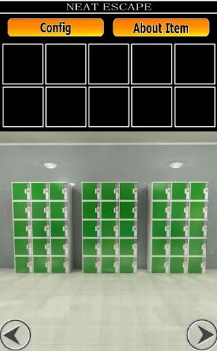 Escape Game:Coin locker