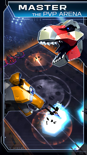 Robotic Warriors screenshot 16