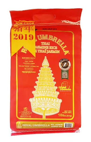 Jasminris Thai Hom Mali Royal Umbrella